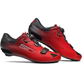 Sidi Sixty Shoes black/red